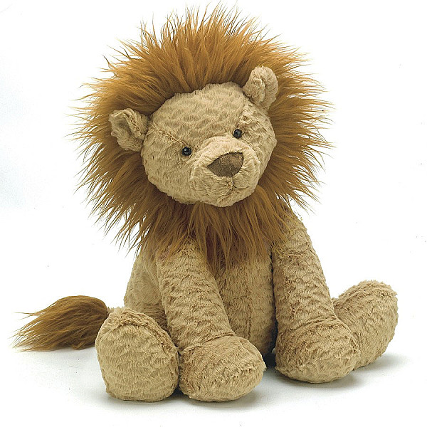 Jellycat Fuddlewuddle Lion - Huge