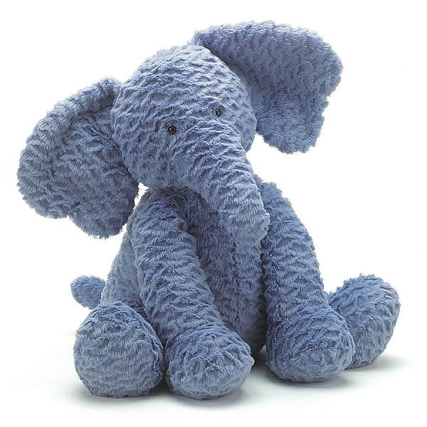 Jellycat Fuddlewuddle Elephant - Huge