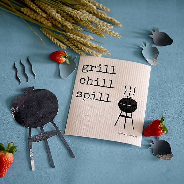 Disktrasa Grill