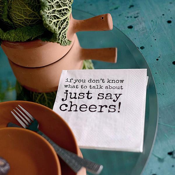 Servetter Cheers