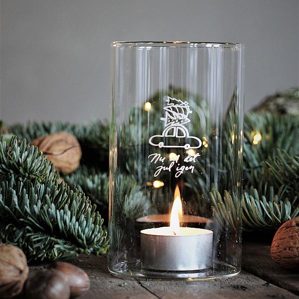 Majas Candle Holder Nu är det jul igen