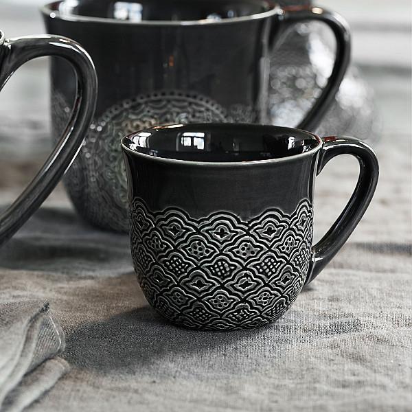 Mini Mug Orient - Asphalt