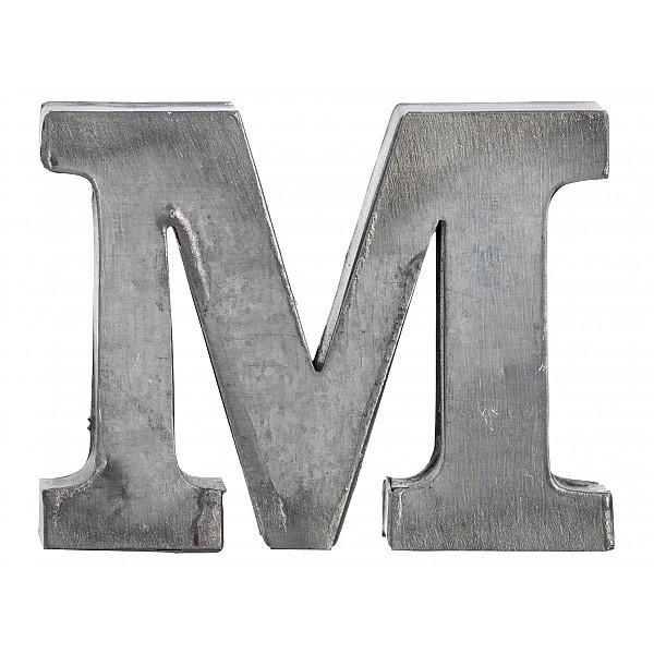 Zinkbuchstabe M