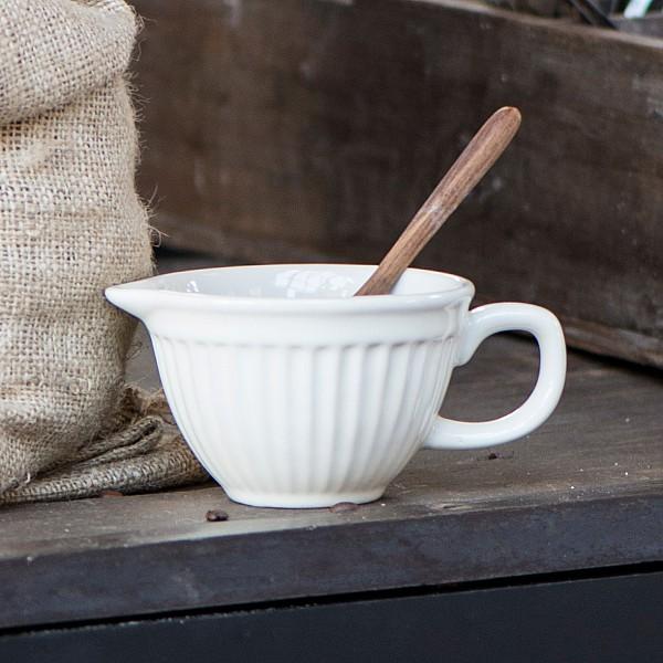 Mixing Bowl Mynte Mini - Pure White
