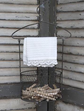 Förvaringskorg för klädnypor