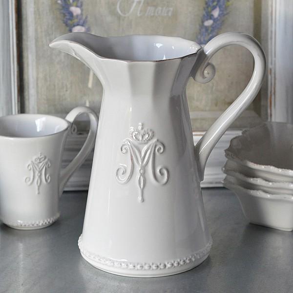 Porcelain Jug Maison