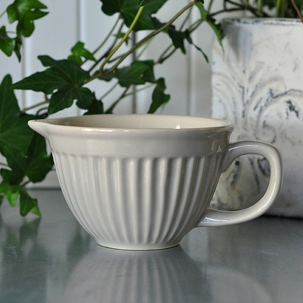 Mixing Bowl Mynte Mini - Latte - Beige