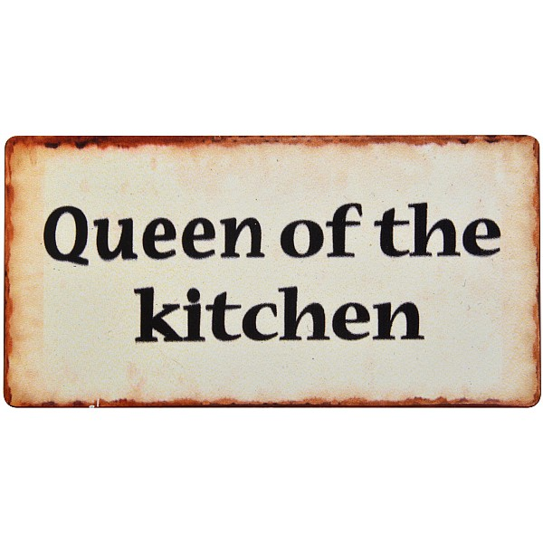 Magnet Queen of the kitchen