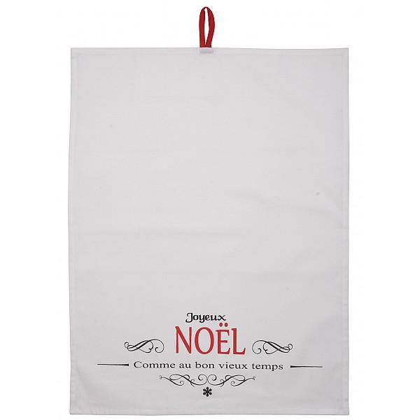 Tea Towel Joyeux Noël