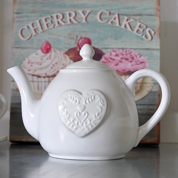 Teapot Heart
