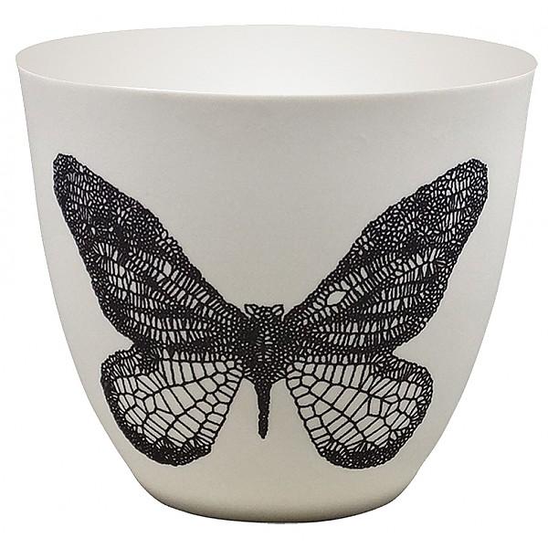 Teelichthalter Schmetterling
