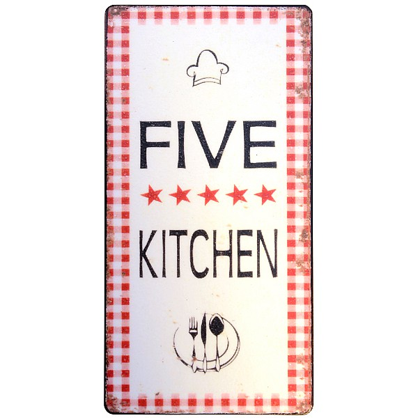 Magnet Five Star Kitchen