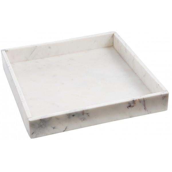 Bricka Marmor - Kvadrat