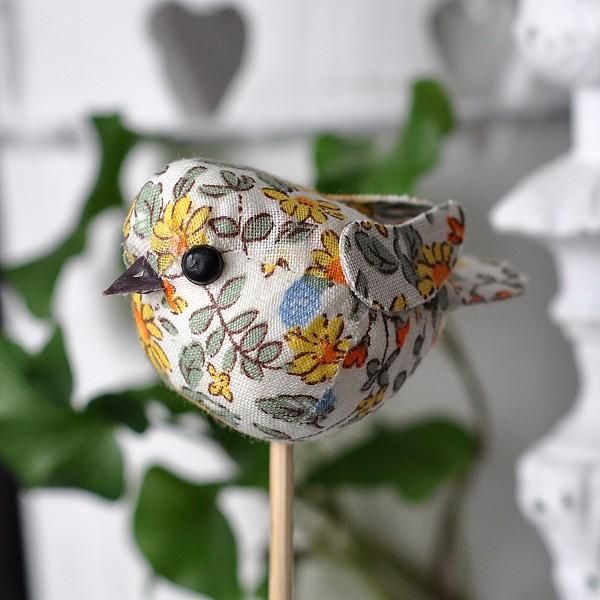Fågel Blom Stick - 3