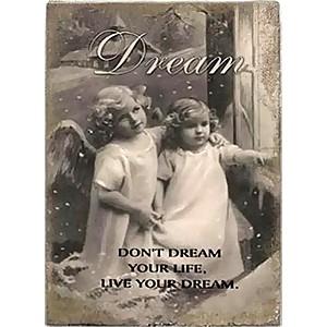 Leinwand Traum