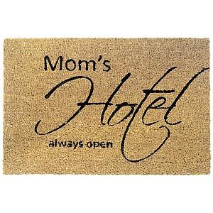 Doormat Mom's Hotel