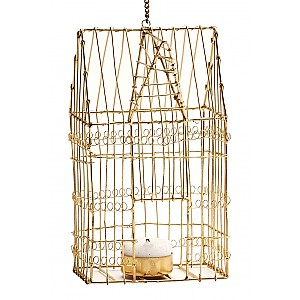 Birdcage T-light Candle Holder