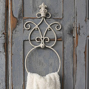 Towel Ring Crown
