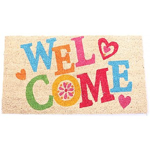 Doormat Welcome
