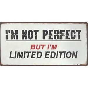 Magnet I'm limited edition