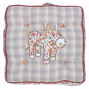 Seat Cushion Horse
