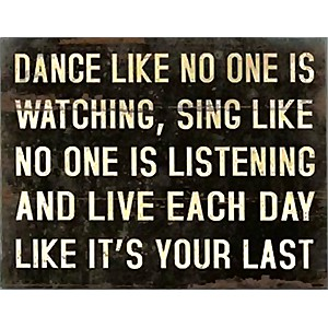 Canvastavla Dance Sing Live