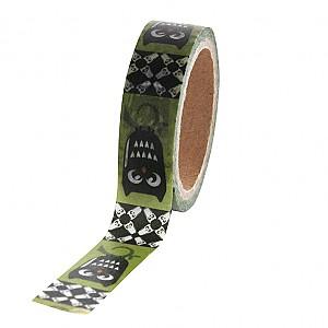 Washi Tape Owl