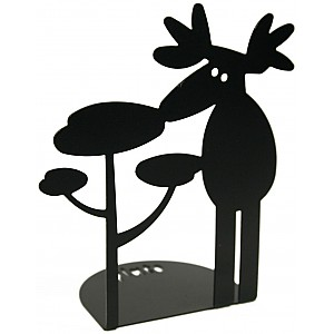 Bookend Moose 2 pcs