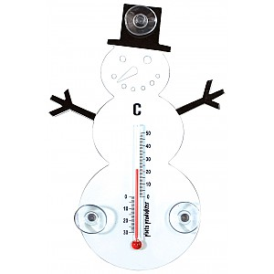 Thermometer Snowman