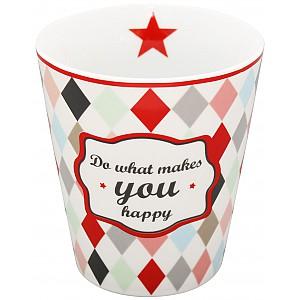Happy Mug Tu was dich glücklich macht