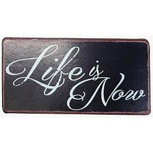 Magnet Das Leben ist jetzt