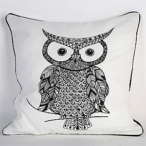 Cushion Cover Owl