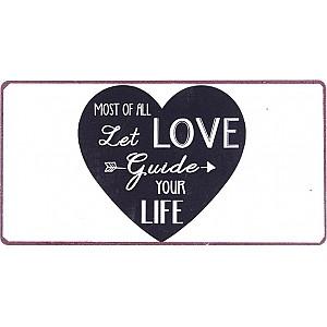 Magnet Lassen Sie Liebe Ihr Leben führen