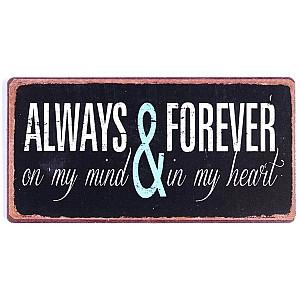 Für immer