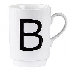 Briefbecher B