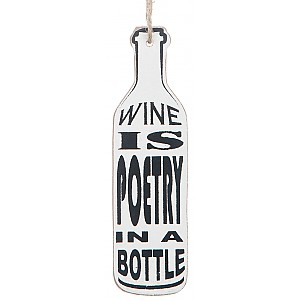 Vinflaska Tag Wine is poetry in a bottle