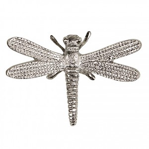 Dragonfly - Silver