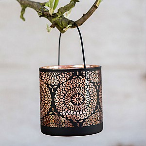 Majas Candle Holder Mandala Hanging