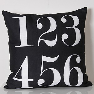 Cushion Cover Numbers