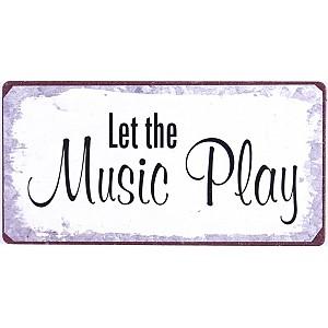 Magnet Lassen Sie die Musik spielen