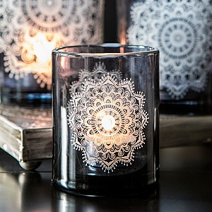 Majas Candle Holder Lace