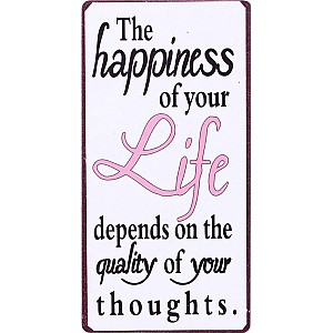 Magnet The happiness of your life