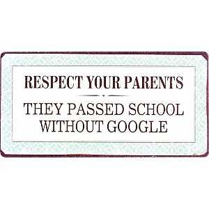 Magnet Respect your parents