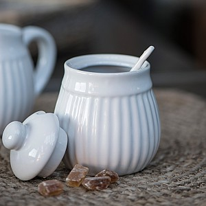 Sugar Bowl Mynte - Pure White