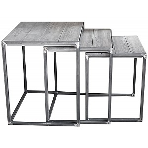3 Piece Coffee Table set Soho