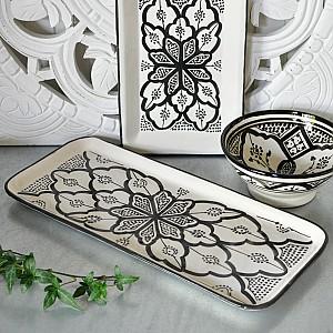 Moroccan Plate Tiznit / Meknes