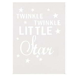Tavla Twinkle twinkle little star