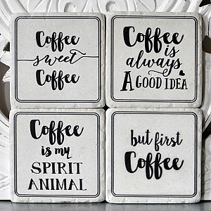 Coasters Coffee is my spirit animal