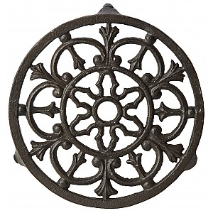 Trivet in cast iron Frej Round