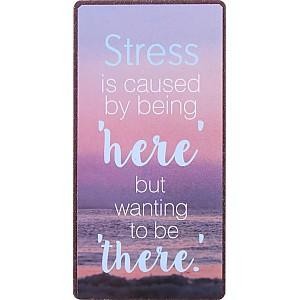 Magnet Stress wird verursacht durch